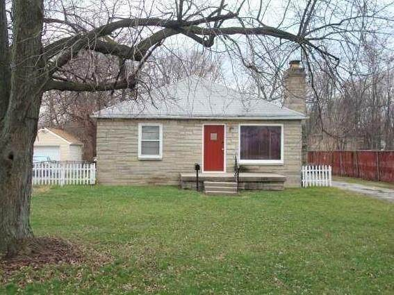 5119 E 21st Street, Indianapolis, IN 46218 (MLS #21755060) :: The ORR Home Selling Team