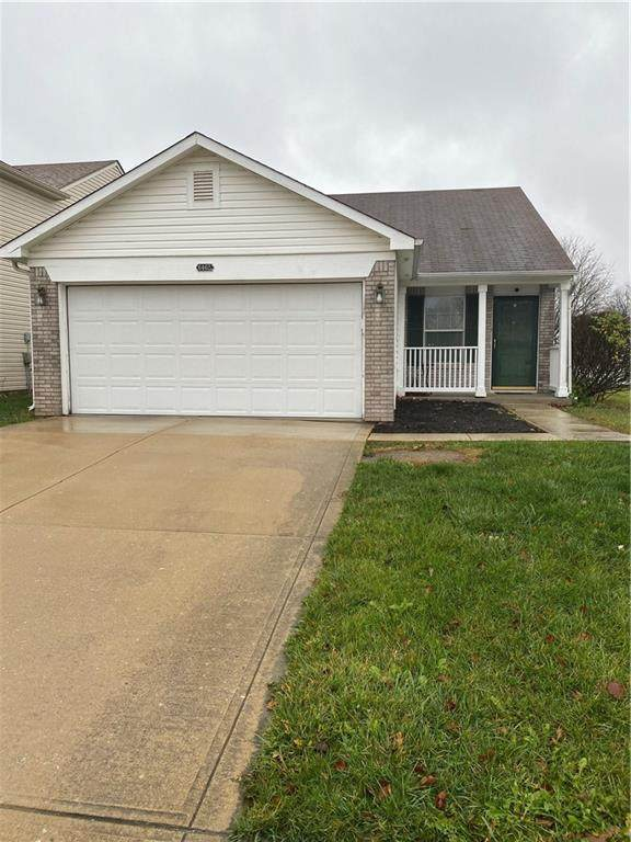 6462 Titania Drive, Indianapolis, IN 46236 (MLS #21755211) :: The ORR Home Selling Team