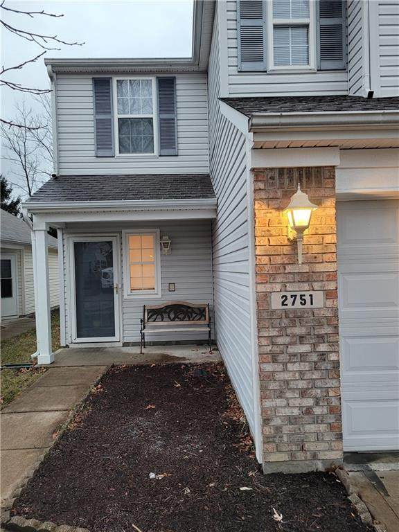2751 Wortham Way, Indianapolis, IN 46268 (MLS #21755426) :: Mike Price Realty Team - RE/MAX Centerstone