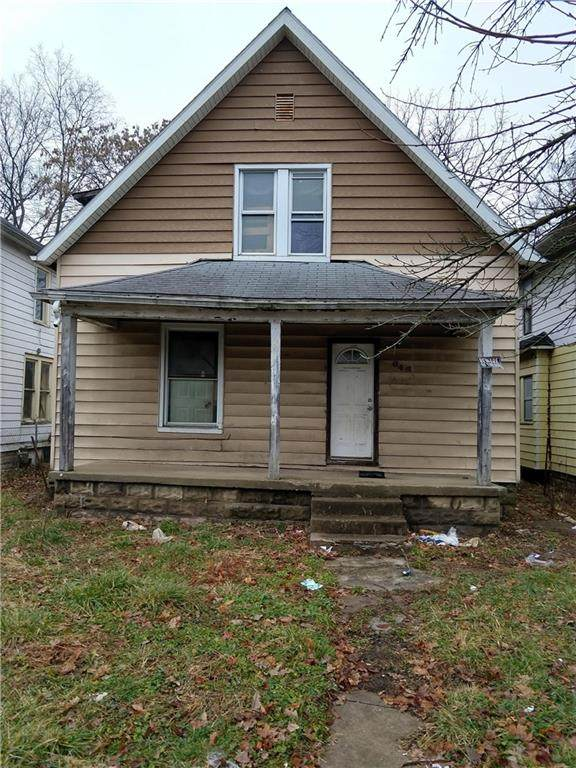 646 N Parker Avenue, Indianapolis, IN 46201 (MLS #21755571) :: The Evelo Team