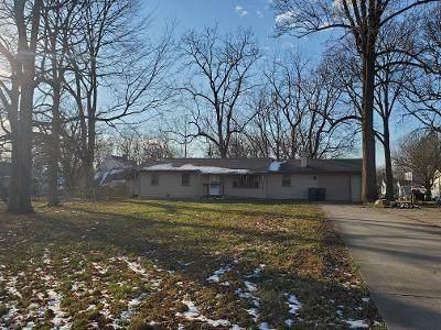 715 S Nursery Road, Anderson, IN 46012 (MLS #21755788) :: The ORR Home Selling Team