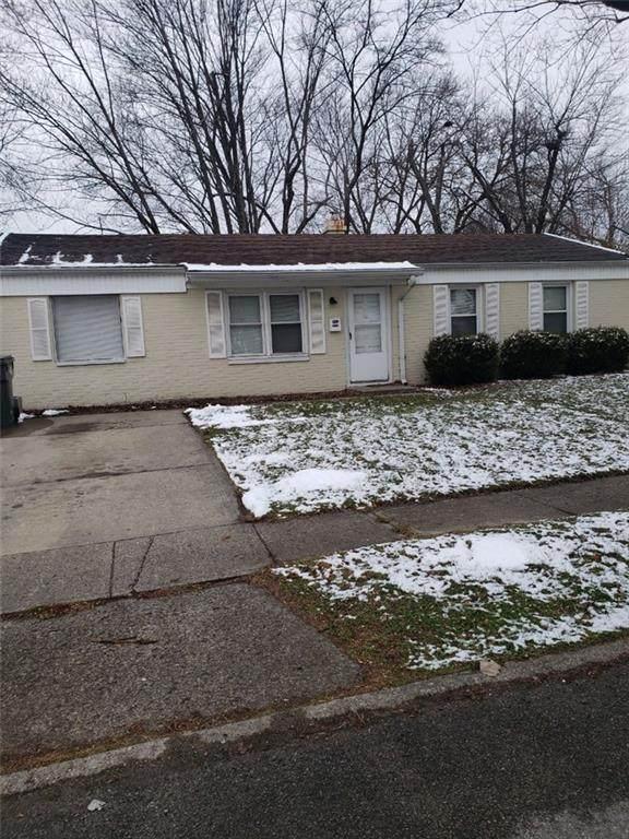 4312 N Pasadena, Indianapolis, IN 46226 (MLS #21755979) :: Anthony Robinson & AMR Real Estate Group LLC