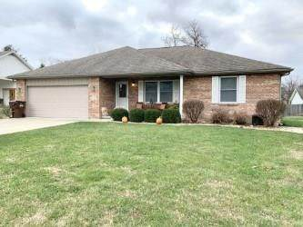 2145 Dogwood Trail, Seymour, IN 47274 (MLS #21756569) :: Mike Price Realty Team - RE/MAX Centerstone