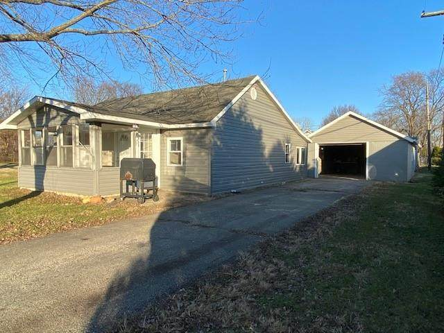 3606 N Bellaire Avenue, Muncie, IN 47303 (MLS #21756705) :: Realty ONE Group Dream