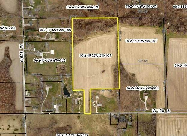 4742 W County Road 150 S, Danville, IN 46122 (MLS #21757192) :: The Indy Property Source