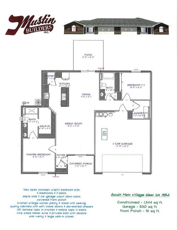 146 Asbury Drive, Anderson, IN 46013 (MLS #21757288) :: JM Realty Associates, Inc.