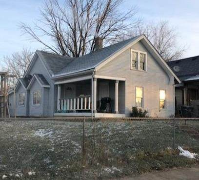 1608 Cruft Street, Indianapolis, IN 46203 (MLS #21757509) :: Anthony Robinson & AMR Real Estate Group LLC
