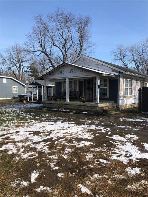 3447 N Leland Avenue, Indianapolis, IN 46218 (MLS #21757893) :: The Indy Property Source