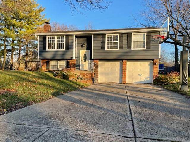 11002 E Whistler Drive, Indianapolis, IN 46229 (MLS #21758260) :: Richwine Elite Group