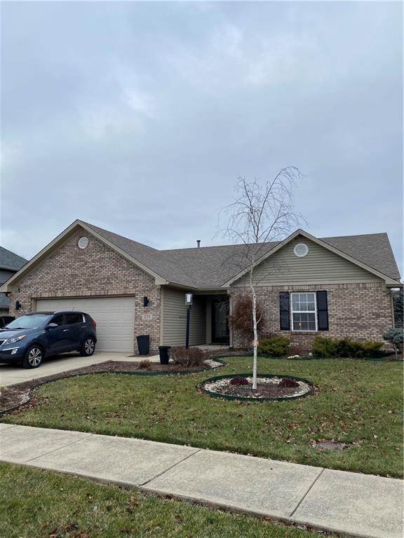 1230 Timbrook Lane, Beech Grove, IN 46107 (MLS #21759573) :: Anthony Robinson & AMR Real Estate Group LLC