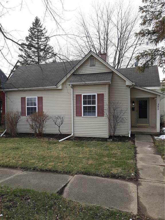 352 S 4th Street, Frankfort, IN 46041 (MLS #21759744) :: Realty ONE Group Dream