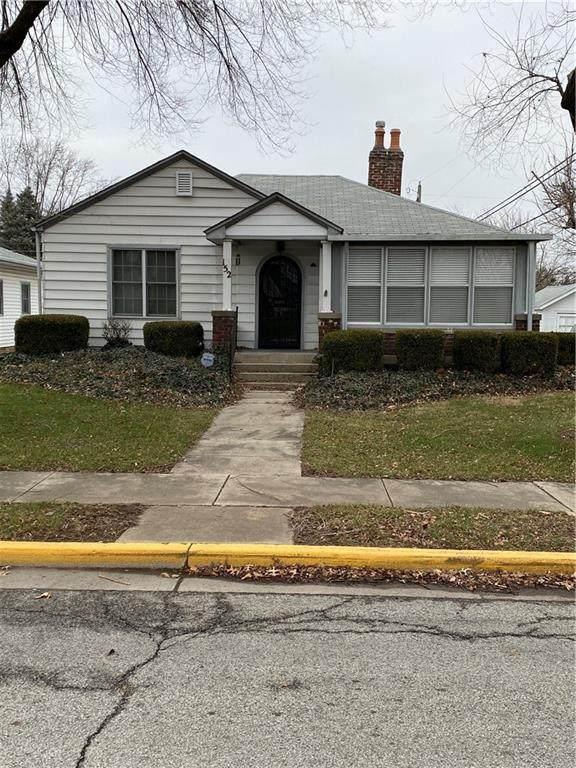 152 Noble Street, Greenwood, IN 46142 (MLS #21759886) :: Realty ONE Group Dream