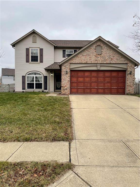 6553 Deep Run Court, Indianapolis, IN 46268 (MLS #21760044) :: Corbett & Company