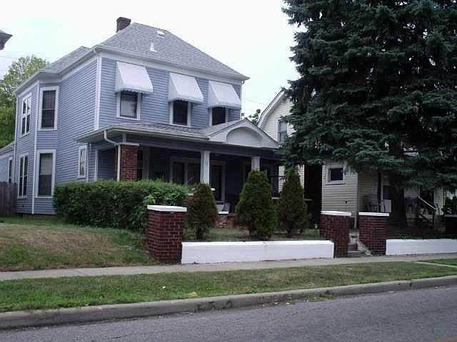 127 N Linwood Avenue, Indianapolis, IN 46201 (MLS #21760118) :: Realty ONE Group Dream