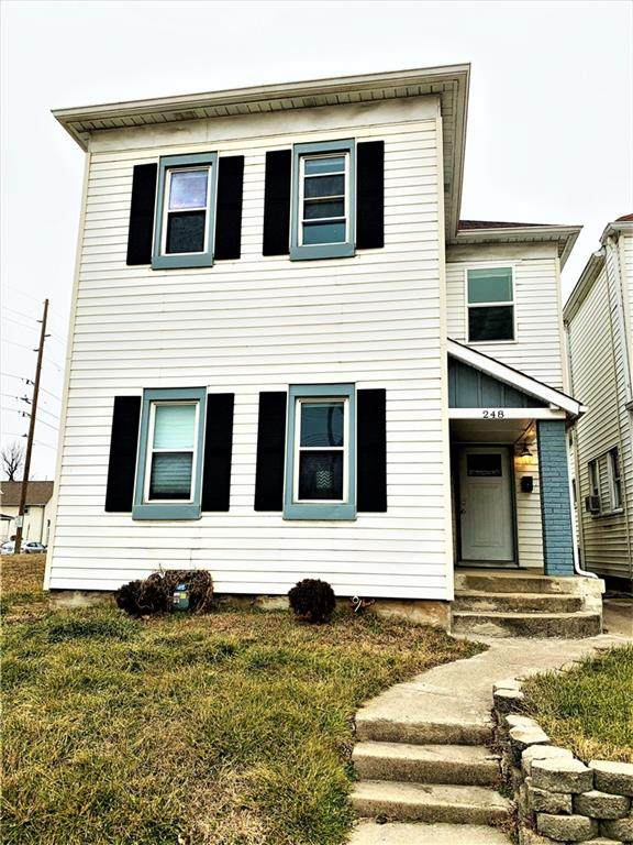 248 W Morris Street, Indianapolis, IN 46225 (MLS #21760208) :: Mike Price Realty Team - RE/MAX Centerstone