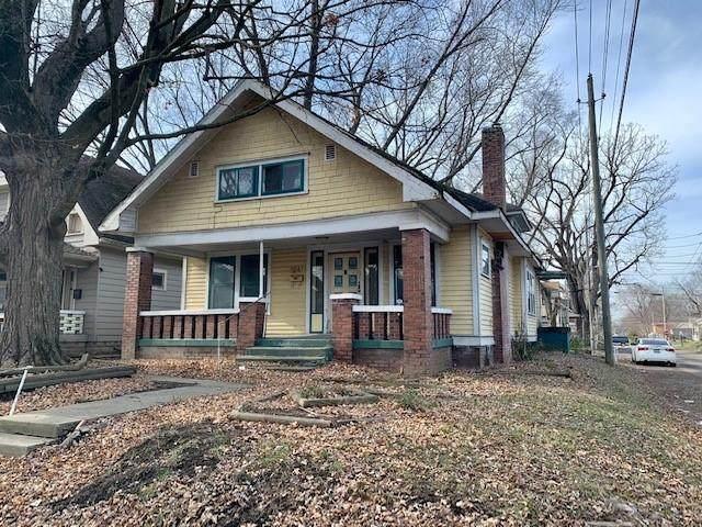 1240 N Oxford Street, Indianapolis, IN 46201 (MLS #21760303) :: Dean Wagner Realtors