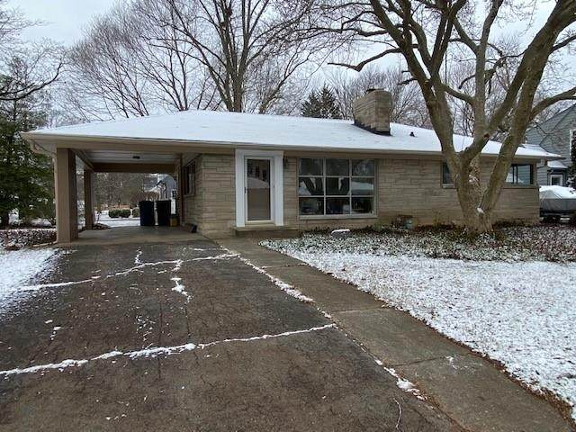 5850 N Rural Street, Indianapolis, IN 46220 (MLS #21760554) :: Mike Price Realty Team - RE/MAX Centerstone