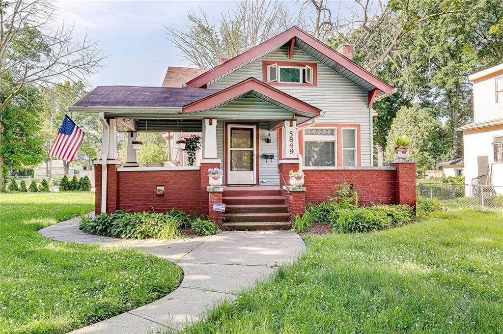 5849 Beechwood Avenue - Photo 1