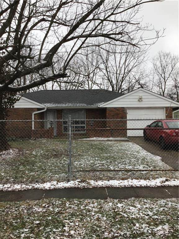 3437 N Ireland Drive, Indianapolis, IN 46235 (MLS #21761035) :: Realty ONE Group Dream