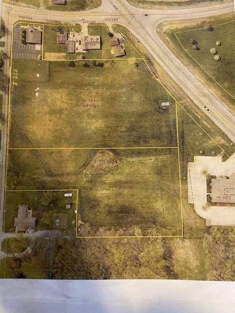 275 E 275 E, Columbus, IN 47203 (MLS #21761168) :: Realty ONE Group Dream