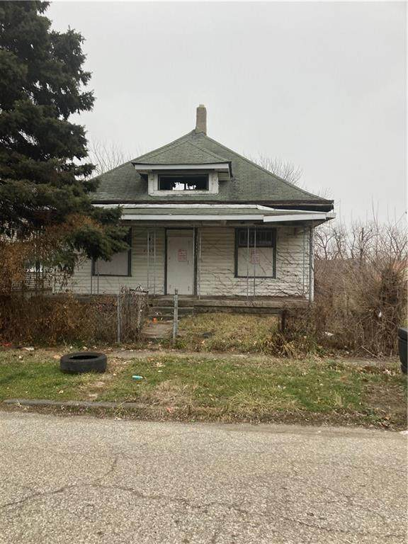 2105 Singleton Street, Indianapolis, IN 46203 (MLS #21761200) :: Mike Price Realty Team - RE/MAX Centerstone