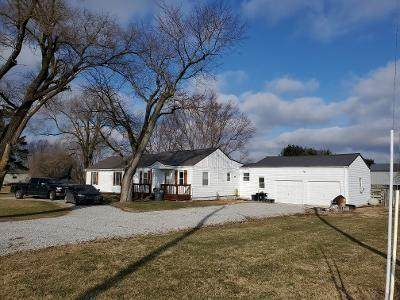 2876 W 250 N, Anderson, IN 46011 (MLS #21761498) :: The Evelo Team