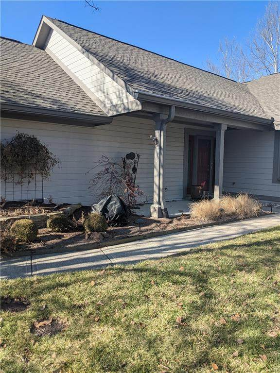 3050 River Bay Drive N, Indianapolis, IN 46240 (MLS #21762646) :: Realty ONE Group Dream