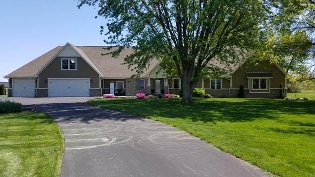 2823 N Franklin Street, Greenfield, IN 46140 (MLS #21762716) :: AR/haus Group Realty