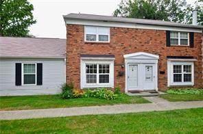 1605 Marborough Lane, Indianapolis, IN 46260 (MLS #21763015) :: Heard Real Estate Team   eXp Realty, LLC