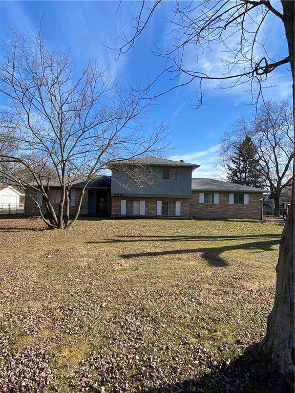 7231 S Franklin Road, Indianapolis, IN 46259 (MLS #21763021) :: The Indy Property Source