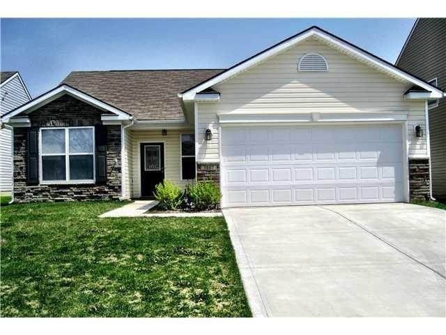 3867 Dusty Sands Road, Whitestown, IN 46075 (MLS #21763358) :: Realty ONE Group Dream