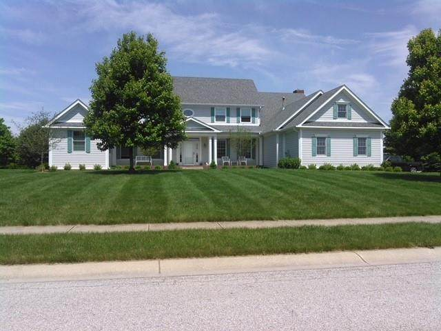 1878 S Fox Cove Boulevard, New Palestine, IN 46163 (MLS #21763776) :: Ferris Property Group