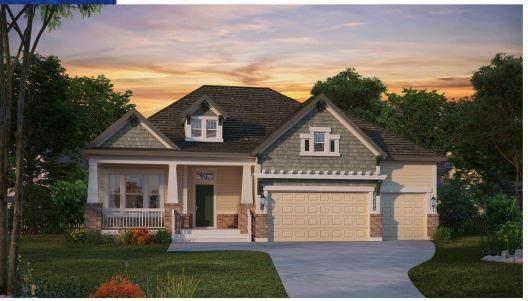 13612 Woodside Hollow Drive, Carmel, IN 46032 (MLS #21764091) :: Richwine Elite Group