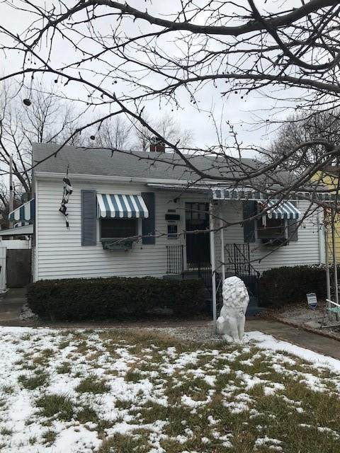 1214 N Rochester Avenue, Indianapolis, IN 46222 (MLS #21764698) :: Dean Wagner Realtors