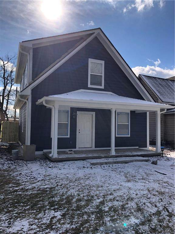 2107 Fernway Street, Indianapolis, IN 46218 (MLS #21764954) :: Heard Real Estate Team | eXp Realty, LLC