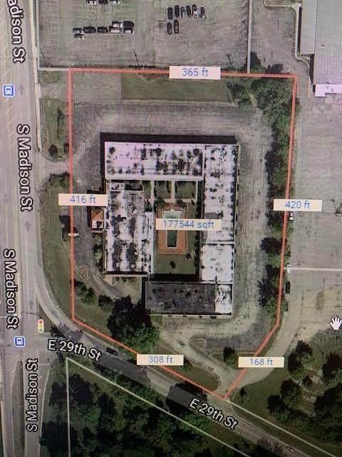 3400 S Madison Street, Muncie, IN 47302 (MLS #21765818) :: The ORR Home Selling Team