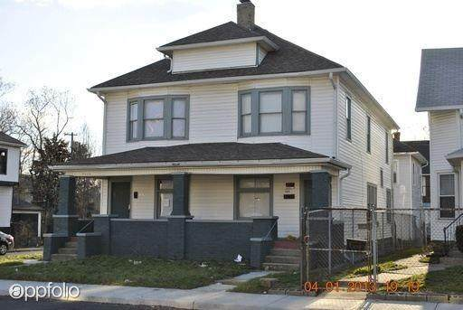 3102 Central Avenue, Indianapolis, IN 46205 (MLS #21766241) :: RE/MAX Legacy