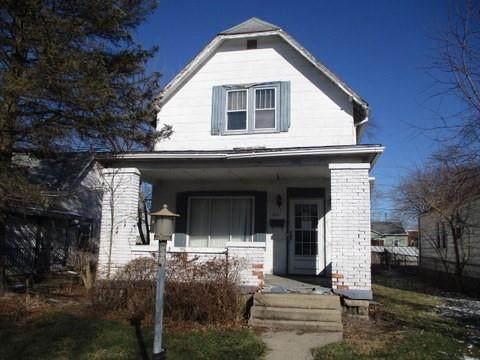 1424 W 8th Street, Anderson, IN 46016 (MLS #21767589) :: Ferris Property Group