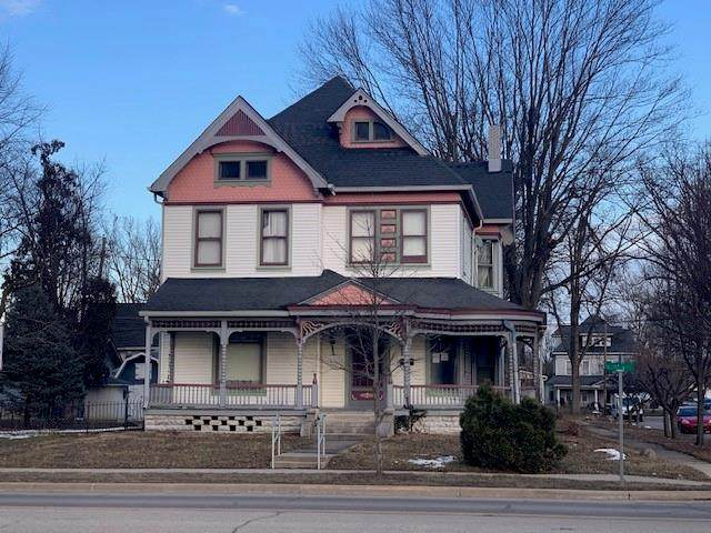 602 N Main Street, Rushville, IN 46173 (MLS #21767596) :: The Indy Property Source