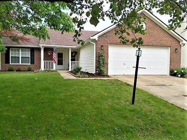 8022 Arvada Place, Indianapolis, IN 46236 (MLS #21767717) :: Mike Price Realty Team - RE/MAX Centerstone