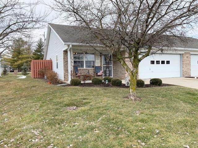 1346 N Apple Blossom Lane, Greenfield, IN 46140 (MLS #21767992) :: Realty ONE Group Dream