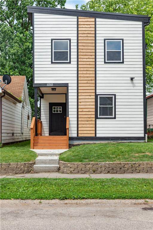 1010 Harlan Street, Indianapolis, IN 46203 (MLS #21768041) :: Mike Price Realty Team - RE/MAX Centerstone