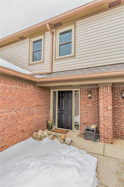 6464 Bay Harbor Lane, Indianapolis, IN 46254 (MLS #21768075) :: The Indy Property Source