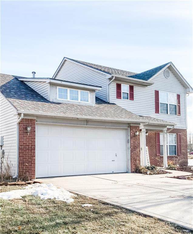524 Austrian Way, Avon, IN 46123 (MLS #21768241) :: The Indy Property Source