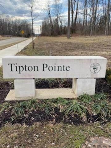 1877 Tipton Pointe Court, Columbus, IN 47201 (MLS #21768259) :: The Evelo Team