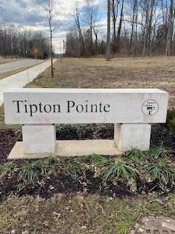 1832 Tipton Pointe Court, Columbus, IN 47201 (MLS #21768263) :: The Indy Property Source