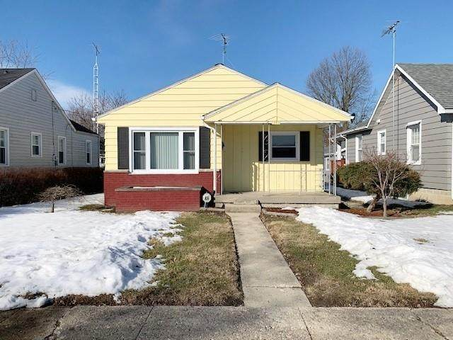 1223 S 22nd Street, New Castle, IN 47362 (MLS #21768362) :: The Indy Property Source