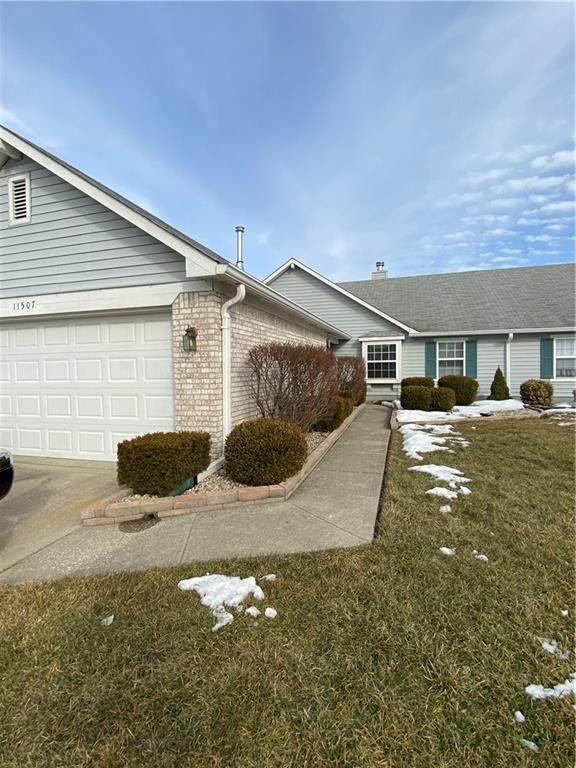 11507 Coastal Way, Indianapolis, IN 46229 (MLS #21768372) :: Heard Real Estate Team | eXp Realty, LLC
