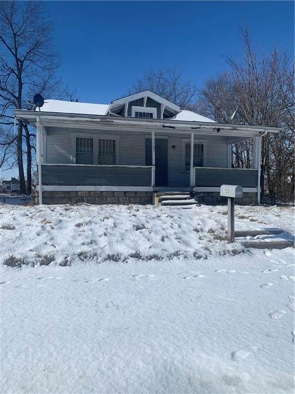 1523 S Monroe Street, Muncie, IN 47302 (MLS #21768628) :: The ORR Home Selling Team