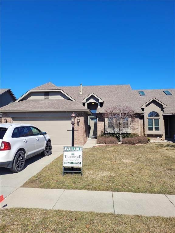 734 Cottage Lane, Greenwood, IN 46143 (MLS #21768885) :: David Brenton's Team